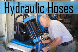 Hydraulic Hoses in Bessemer City and Gastonia, NC for Carolinas